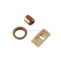 Teil-Messingkohlenstoffstahl-Edelstahl-materielles strukturelles Teil-Präzisions-Maschinerie-Bauteil-Sinter-Teil des Puder-Metallurgie-Teil-Metallspritzen-MIM