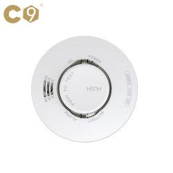 Blanc d'alarme incendie conventionnels des détecteurs de fumée autonome