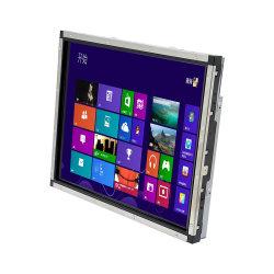 """17"""" vio la pantalla táctil pantalla táctil de bastidor abierto LCD TFT"""