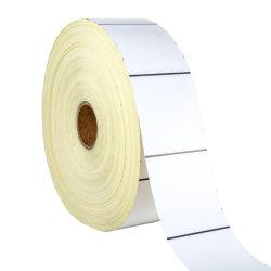 Les produits cosmétiques à l'emballage OEM étiquette en vinyle auto-adhésif avec gaufrage