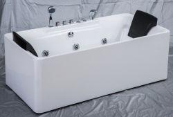 독립 구조로 서있는 아크릴 목욕탕 꼭지 샤워를 가진 위생 상품 안마 온천장