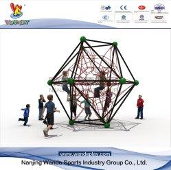 Дети слайд скалолазание веревки Net игры парк развлечений детей игровая площадка для установки вне помещений оборудование