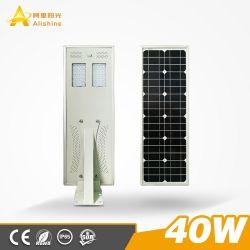 Rue lumière LED solaire professionnel d'éclairage LED en Chine d'alimentation