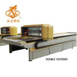 2レーザーおよび光ファイバ伝達が付いている自動レーザ溶接システム