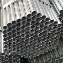 Fr39 de feux de croisement galvanisé à chaud un échafaudage ronde tuyau en acier de soudure