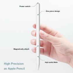 일반 활성 그리기 연필 터치 스타일러스 펜에 섬세한 팁이 있습니다 Android 정전식 터치 스크린