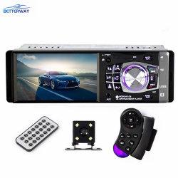 """Betterway автомобильное радио 4"""" HD Емкостные мультимедийные Bluetooth Autoradio MP5 плеер 4012b с FM Aux USB на рулевом колесе + 4 светодиод камеры заднего вида"""