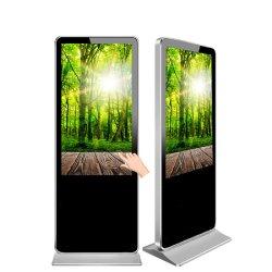 Note LCD, die Anzeigen-Spieler des Bildschirm-Bekanntmachenabgleichung-Anzeigen-Spieler-43inch bekanntmacht