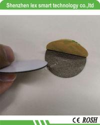 30mm Mf RFID Stickers 3m Etiket, de Zelfklevende Sticker NFC, de Kleefstof van de Stickers van het anti-Metaal NFC van de Kaart van de Markering van het Etiket RFID voor Slimme Telefoon