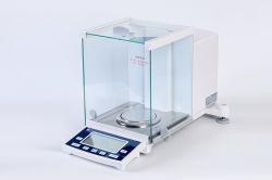Semi-microbalances à gamme double Balance analytique de laboratoire électronique
