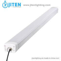 Алюминиевый корпус лампы на открытом воздухе в помещении трубки Tri-Proof промышленного светодиодный индикатор линейного перемещения