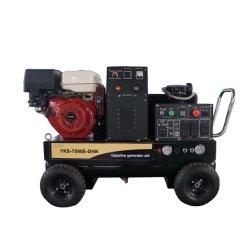 Leistungsfähige 3 in 1 Benzin-elektrischem Generator-Set mit Schweißer und Luftverdichter