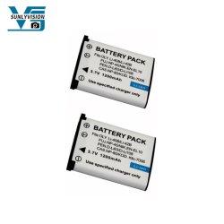li-42b Batería de cámara-ladegerätmicro USB para olympus li-40b