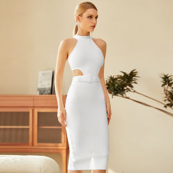여성당 옷 패션 섹시 드레스 의류 및 벨트