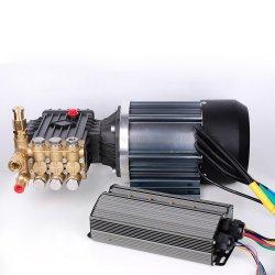 리튬 배터리 공급 브러시리스 DC 모터 및 세척용 펌프 기계