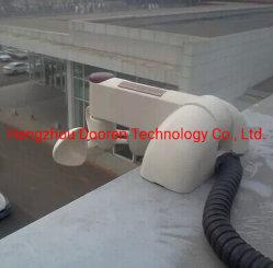 El abridor de la ventana del sensor de lluvia, el tipo de red inalámbrica o cableada