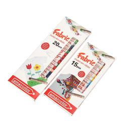 Juego de colores 15/20 Non-Toxic aceite tejido textil carboncillo Pastel