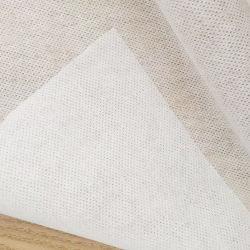 مواد صينية لحفاضات الأطفال ورقة علوية قطن عضوي مزركشة نسيج شبكي غير منسج من القماش غير المنسوج