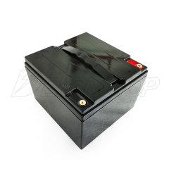 ポータブル2000のサイクルのAccu 12V 25ah LiFePO4 BMS 12Vの隣酸塩充電電池