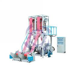 La macchina di salto Witn del film di materia plastica del LDPE dell'HDPE del PE rotativo muore la testa