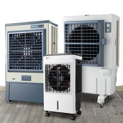 فلتر إلكترون داخلي هادئ يعمل على تبريد قدمين من المياه المحمولة بالخزان تبخر مبرد الهواء للمكاتب المنزلية الصناعية