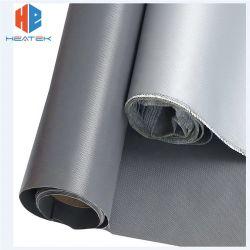 Высокая производительность силиконового каучука стекла с покрытием ткань ткань