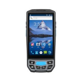 PDA industrial resistente de múltiples funciones 1D 2D GPS Lte Android teléfono lector RFID