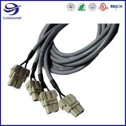 Industrielle Draht-Verdrahtung mit modularen Hochleistungsverbindern des Flansch-M20