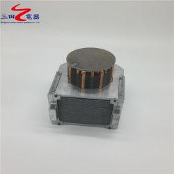 Vernickelte Kühlkörper Kundenspezifische Produkte Hochleistungs-LEDs