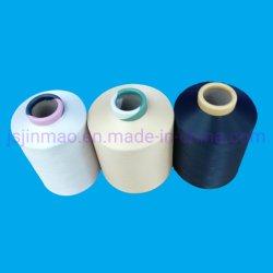 Entrega rápida de tecidos de malhas 75D/48f luminosos corante fácil de fios do Diferencial