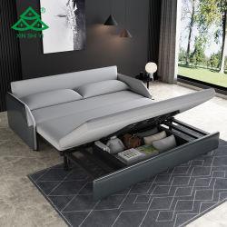 جديدة تصميم أثاث لازم حديثة بيتيّ يعيش غرفة أثاث لازم خشبيّة إطار جلد [سفا بد]