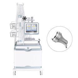 Criowave Equipo Cryolipolyse 5 in 1 RF Stoßwellen-Cryolipolyse Schlankheitskur Shock Wave ED Behandlung Health Care Appliance