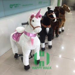 Unicorn 걷는 기계적인 오락 장난감 말
