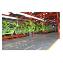 Automático eletrostática pintura por pulverização automática da máquina Máquina de pulverização para a superfície de metal