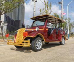 Goedkope Goedkeuring Zes van Ce de Elektrische Klassieke Auto van de Douane Seater voor Verkoop