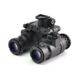 두눈 적외선 낮은 조명 장거리 방수 Gen2+ 야간 시계 (PDS-31)