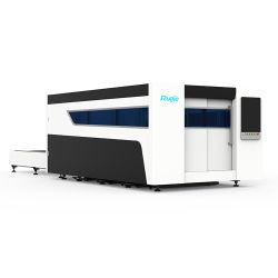 Ruijie 1000W máquina de corte láser de fibra/láser Máquina de corte de Acero Inoxidable 12mm/6000W láser de fibra