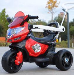 Regalo bebé modelo5599 rojo coche eléctrico de los niños con barandilla pilas recargables puede sentarse en las personas