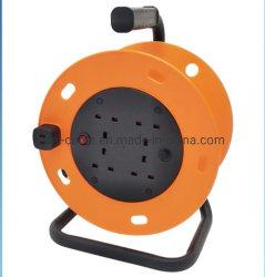 電源ケーブルリール英国 BSI GB CE 20 MTS 10 メートル ケーブル 4 本の方法