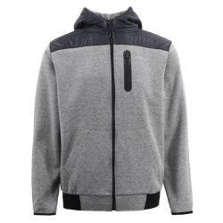 Reißverschluss-Unisexvlies-Pullover-Graben verursachende Hoodie und Mantel-städtischer Arbeits-Kleidungs-Winter-warme Jagd-Parka-Hochschulumhüllung für Mann-im Freienarbeitskleidung