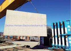 プレキャストコンクリートの要素サンドイッチ固体壁のパネル・ボードは油圧電池型型のプレキャストコンクリートの壁パネルを振動させる