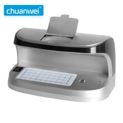 알루미늄 11 UV 위조 통화 검출기 휴대용 검수원 돈 검출기