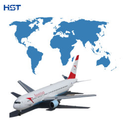 الشحن الجوي السريع للشحن من شينزين/جوانجزو/شنغهاي الصين إلى الفلبين/ماليزيا/وكيل سنغافورة خدمة اللوجستيات DDU DDP