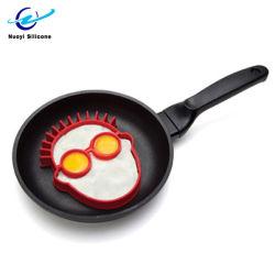 Venda a quente Non-Stick Anel Bolo de ovo moldes panqueca de Silicone