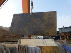 Grey scuro dell'oro/Shakespeare di Azul/mattonelle/lastra Polished di marmo Emperador dell'oro per la pavimentazione/controsoffitto