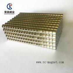 Bloquear o magneto em neodímio de boro de ferro NdFeB Industrial ímã permanente