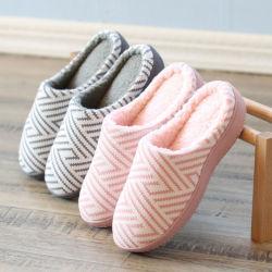 Non-Slip хлопок обувь для домашнего использования