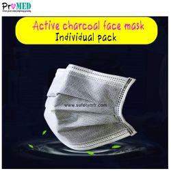 Masque d'emballage individuel non tissés