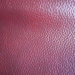 Couvercle en microfibre gaufré en cuir pour le siège de voiture de décoration de l'automobile