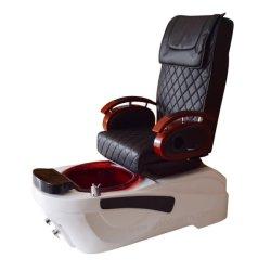 Het in het groot Elektrische Meubilair van de Salon van de Modern Massage Foot SPA Spijker van de Stoel